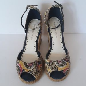 TOMMY HILFIGER WEDGE PAISLEY